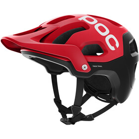 POC Tectal Casco, prismane red